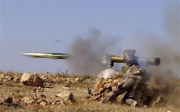 US secretly backs rebels to fight al-Qaeda in Syria
