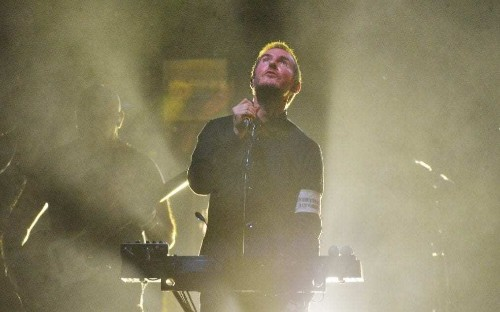 Massive Attack, O2 Arena, review: effective, at times shocking, and yet ultimately over-familiar