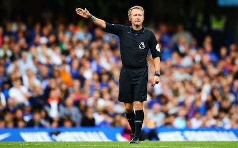 Graham Scott missing appointment for Chelsea match proves VAR leaves referees stretched