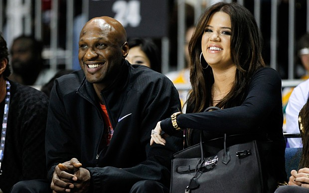 Lamar Odom 911 call confirms NBA star was found with 'red fluid coming from his nose and mouth'