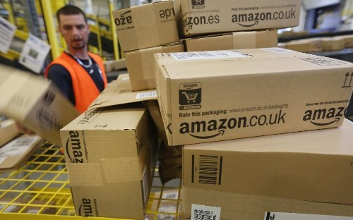 Market report: Amazon results increase flow of cash into Scottish Mortgage IT