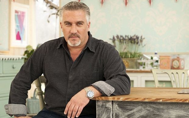 Paul Hollywood: 'Dad bribed me to become a baker'