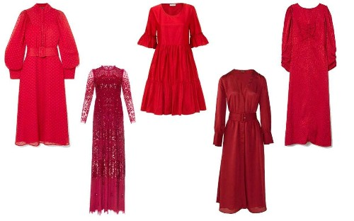 The best red dresses to buy, from £29.99 to £1,215