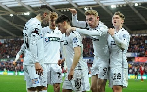 Once a model of stability, Swansea hope for FA Cup upset against Manchester City to boost their long-term recovery