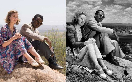 A United Kingdom: the true story of Botswana's first president and the English woman he loved