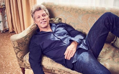 Jon Bon Jovi: 'Men shouldn't wear leather trousers past 30'