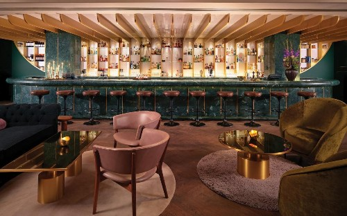 The world's 50 best bars in 2016: London dominates the scene