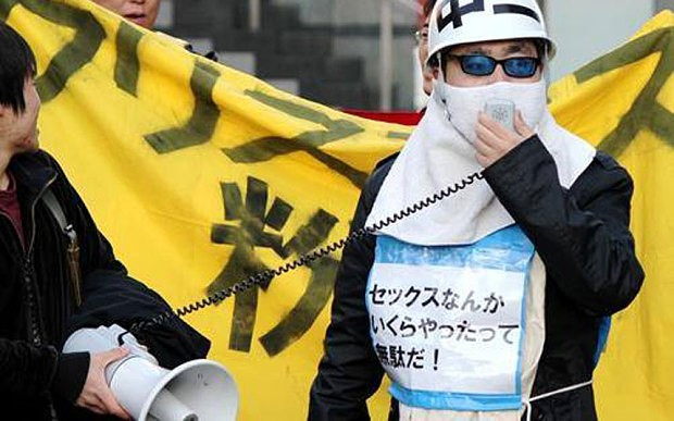 Japanese revolutionaries plot to 'crush St Valentine's Day'