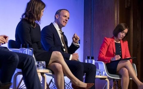Dominic Raab is the serious Brexiteer who can save the Tories