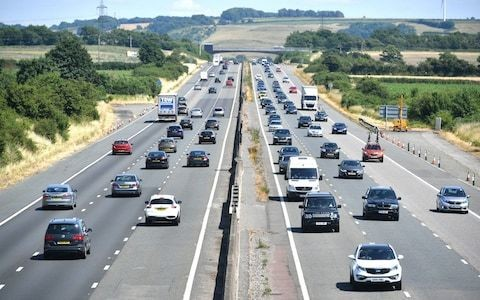 Casualties from crashes caused by slow drivers increase, as cautious elderly drivers partly blamed