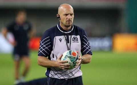 Gregor Townsend determined not to allow 'Typhoon Haggis' to distract Scotland in tournament-defining week