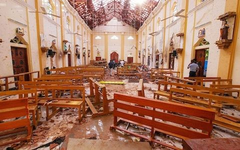 The Sri Lanka attacks shatter the country's new era of peace