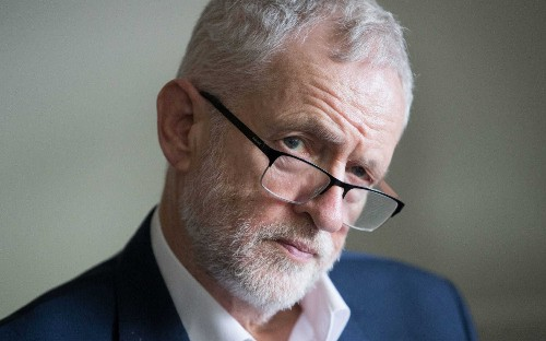 Jeremy Corbyn accused of planning 'vanity tour' after stepping down as Sir Keir Starmer looks set to be crowned next Labour leader