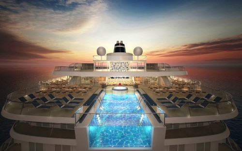 Cruise holidays: the most exciting new ships for 2015