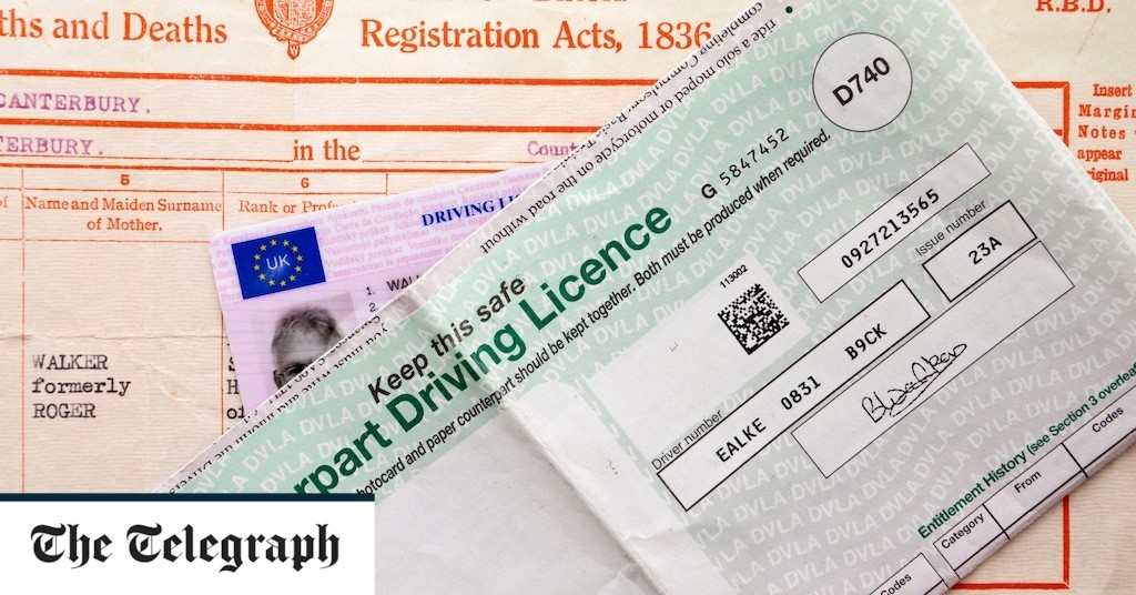'I don't have a driving licence as replacement is delayed – can I still take my car out?'