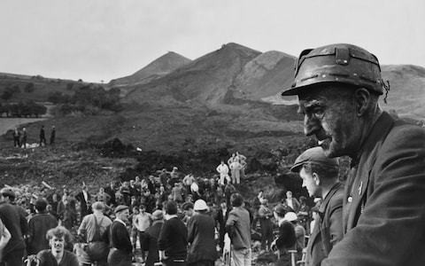 'My Dad was a miner. It felt as if those children were our children too' – Telegraph readers remember Aberfan