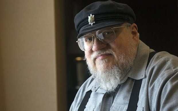 George RR Martin developing a new HBO series called Captain Cosmos