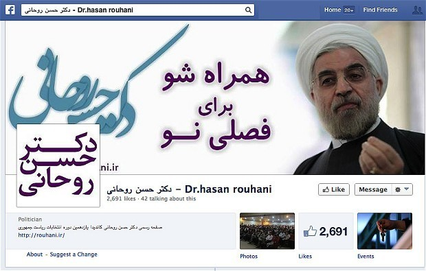 Iran's Hassan Rouhani is reaching out to the West, claims Barack Obama
