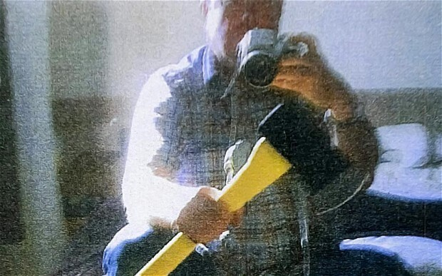 Nurse 'posed with axe he planned to use to behead 14-year-old girl'