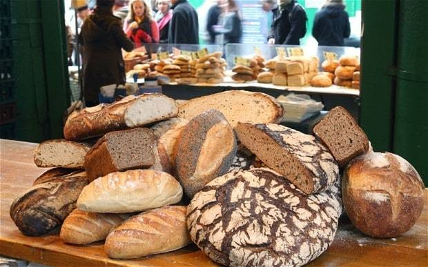 What will the middle classes do if there's a spelt shortage?