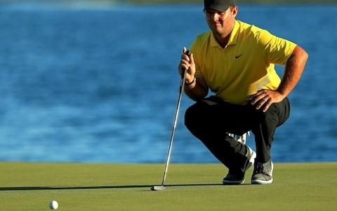 Sand storm sees Patrick Reed playing role of victim at Hero World Challenge