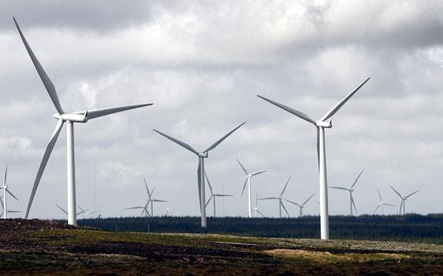 Figures 'prove Scotland has enough wind farms already'