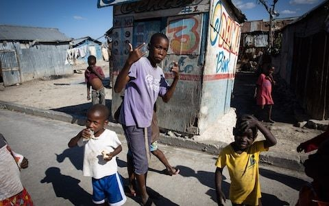 Dispatch: Tens of thousands of Haitians living in misery a decade after the earthquake