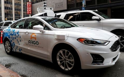 Self-driving cars will only last four years, Ford says