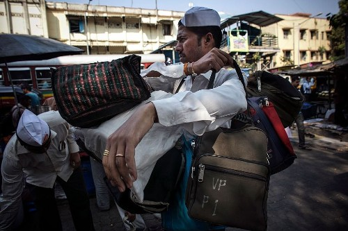 The world's greatest delivery service? How Mumbai's dabbawalas send home-cooked meals to 200,000 a day