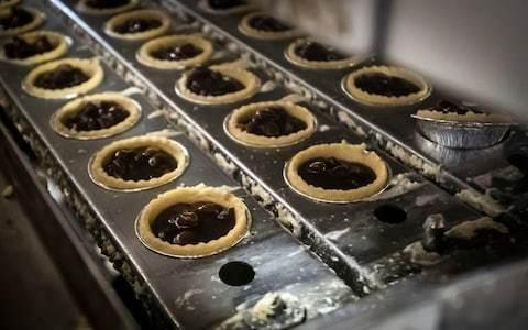 Mr Kipling mince pies deliver exceedingly good sales for Premier Foods