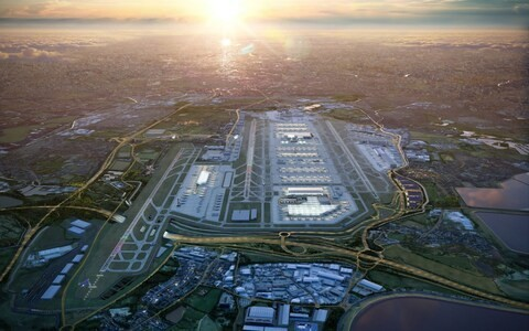 Heathrow third runway: Will any of the Tory leadership hopefuls stand in its way?