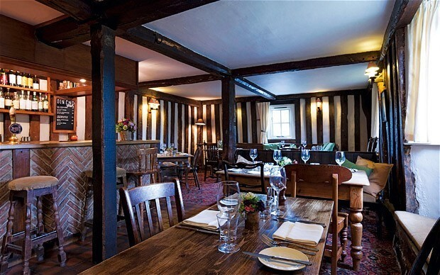 The Hole in the Wall, Cambridge, restaurant review
