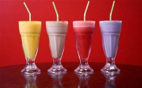 London's best alcoholic milkshakes