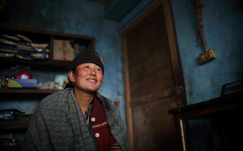 Microfinancing: revolutionising the health and livelihoods of Nepalese women – photo dispatch