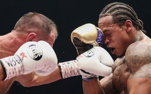 Briton Anthony Yarde falls short in valiant attempt to beat Sergey Kovalev in WBO light-heavyweight title fight