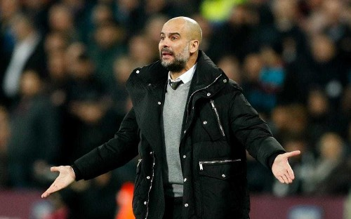 Pep Guardiola concedes fixing Manchester City's age gap will take time