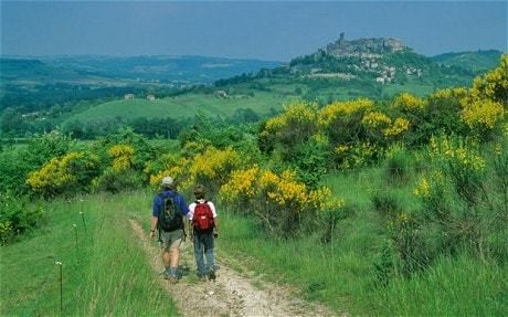 France's best walking tours
