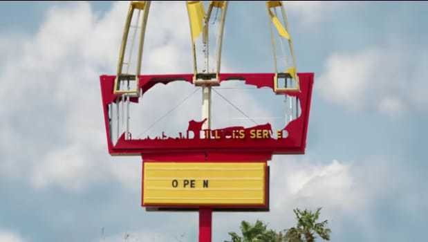 Not everyone was lovin' McDonald's new Signs advert