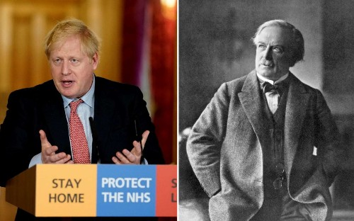 Boris Johnson is not the first PM to fall ill during a pandemic – but his response couldn't be more different