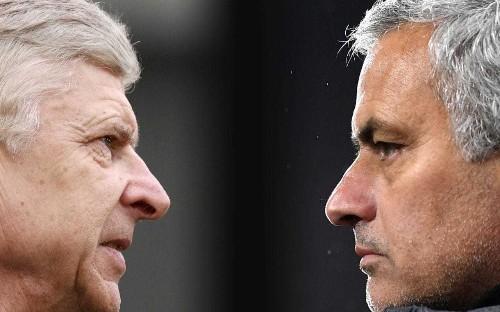 Jose Mourinho admits regret over treatment of Arsene Wenger
