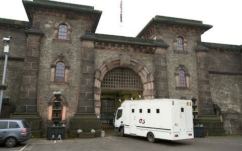 Fears of security breach at major prison as locksmith is arrested