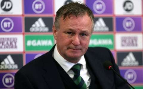 Michael O'Neill insists it will be 'dead easy' to combine Stoke City job with Northern Ireland's Euro 2020 play-offs