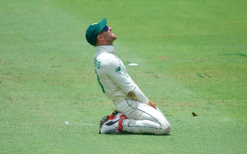 Faf du Plessis says young South Africa's series loss to England can be the start of something bigger