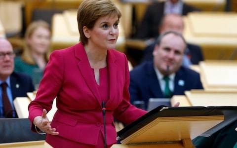 Nicola Sturgeon to formally demand independence referendum powers by Christmas