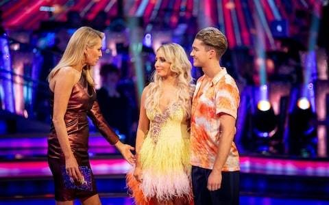 Strictly Come Dancing 2019, week 10 results: tearful Saffron Barker sent home after dance-off defeat to Karim Zeroual