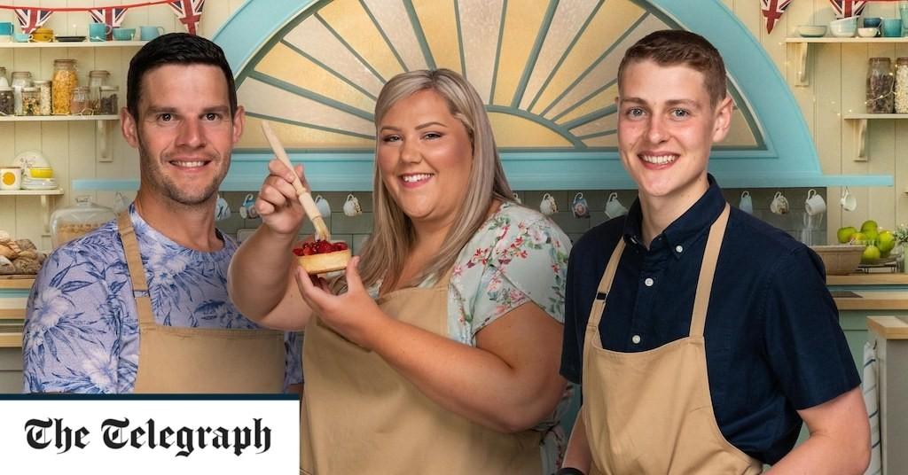 Great British Bake Off 2020 final, live: Dave Friday, Laura Adlington and Peter Sawkins set to do baking battle