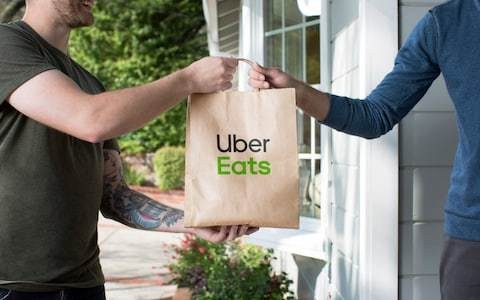 Uber Eats to 'sell milk, chocolate, butter' with Costcutter tie-up