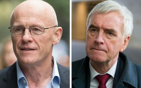 The billionaire vs the socialist: how John Caudwell took on John McDonnell on BBC Radio over his plans to soak the rich