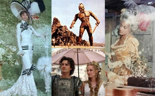 Top 12 films based on classical mythology