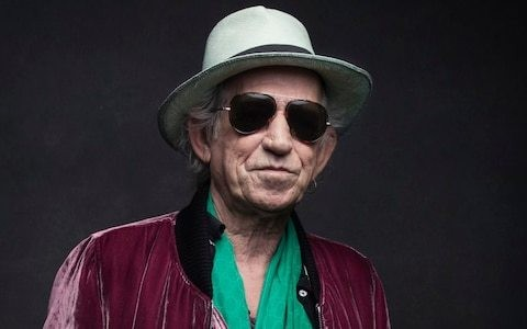 Keith Richards on reuniting the Rolling Stones and going sober: 'The drugs are so bland these days'
